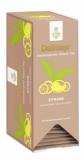 Citromos zöld tea